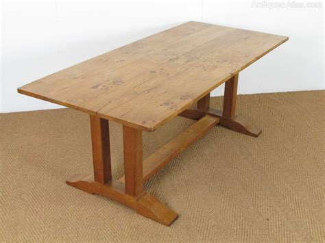 Heals Dining Tables Heal S Arts Crafts Refectory Dining Table Antiques Atlas