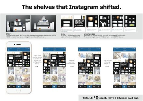 Ikea Instagram by Ikea Digital Advert By Lowe The Shelves That Instagram