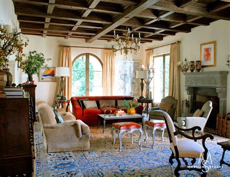 Colonial Interiors | spanish colonial interiors blogher