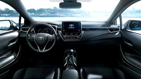 toyota auris interior 2019 toyota corolla hatchback auris interior 2019