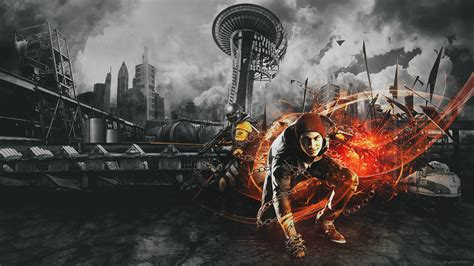 Bd Infamous Ss second wallpaper images wallpaper and free