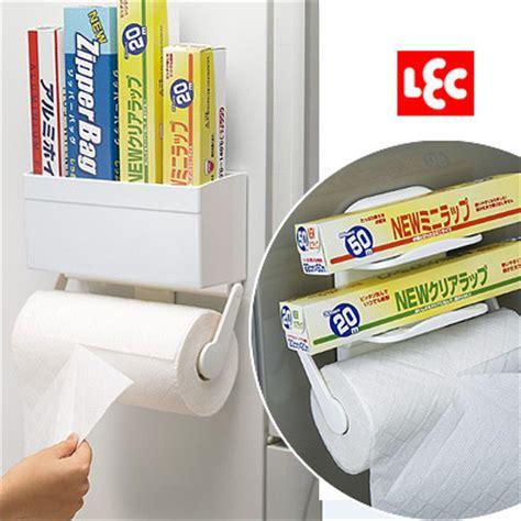 lec magnet cling storage rack magnet kitchen towel