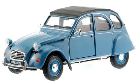 Ente Automarke by Citroen 2cv 2 Cv Ente Blau Modellauto 436251 Welly 1 34