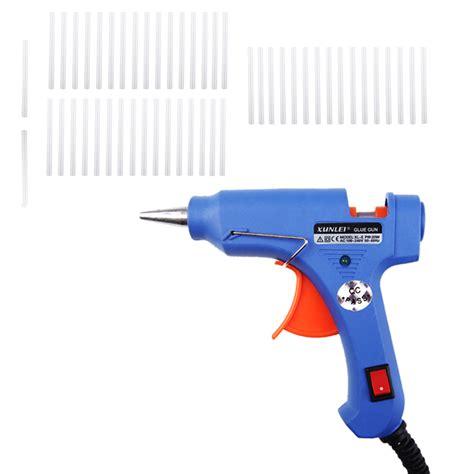 Melt Glue Gun 20 W xl e20 high temp heater melt glue gun 20w with 50