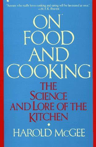 Pdf Food Cooking Science Lore Kitchen by Ebook Juni 2014
