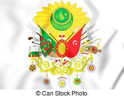Drapeau Empire Ottoman by Empire Ottoman Embl 232 Me Embl 232 Me M 233 Tal Symboles
