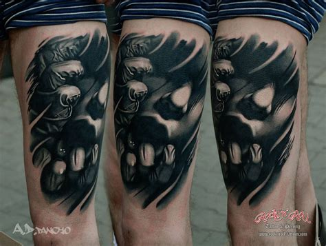tattoo advertising rock and roll studio ad pancho buscar con