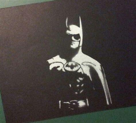 spray paint batman batman stencil spraypaint stencil spray paint