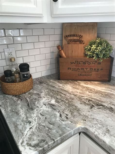 Brown Granite Countertops With Backsplash by 25 Great Ideas About Brown Granite On