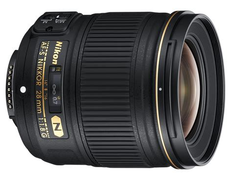 Nikon Lensa Af S 28mm F 1 8 G nikon af s 28mm f 1 8 g specifications and opinions