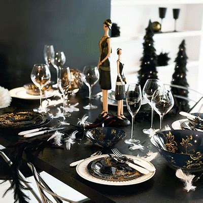 new years table decorations contemporary new years decorations and inspiration