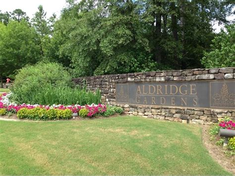 Aldridge Botanical Gardens The Beautiful Aldridge Botanical Gardens Free Family Hoover Al