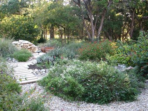 Hill Country Gardens - a drought tolerant perennial garden in the tx hill