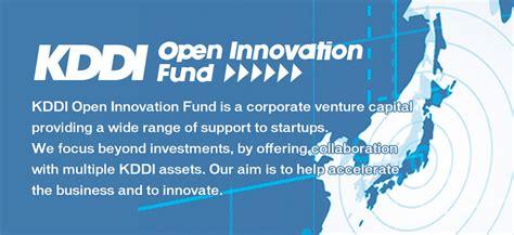 edmodo kddi kddi open innovation fund kddi ventures program kddi