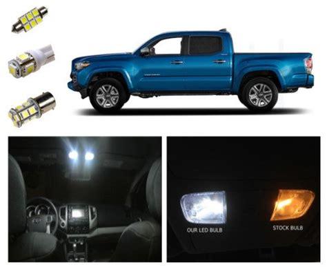 Toyota Tacoma Interior Led Lights 2016 Toyota Tacoma Led Lighting Interior Package Kit White