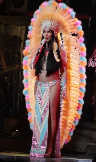 cher wows with outrageous outfits at dressed to kill cher performs sold out show in boston photos cher s