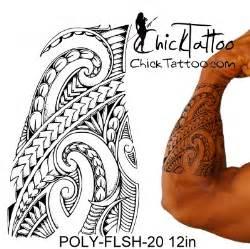 chicktattoo polynesian flash tattoo designs