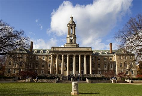 penn state university college penn state university receives accreditation warning as a