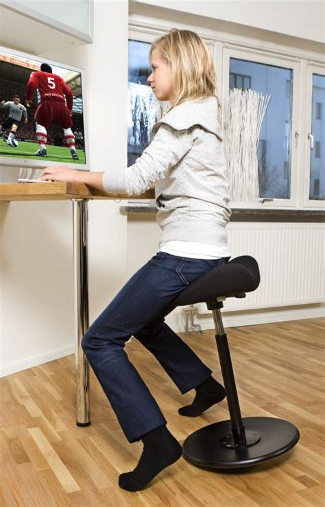 ergonomic stool for standing desk the varier move stool a dynamic solution for a standing desk