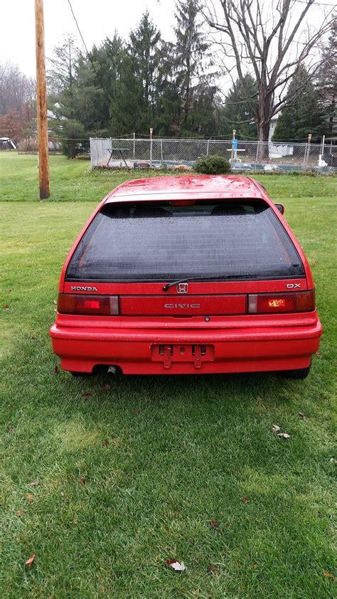 Honda Civic 91 by 91 Honda Civic Hatchback Parts Car Insurance Info