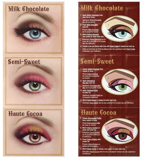 eyeshadow tutorial chocolate bar best 25 chocolate bar palette ideas on pinterest