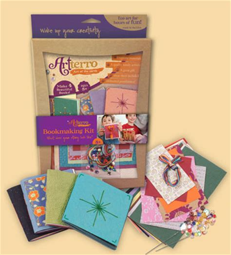 Handmade Kits - diy s day book gift idea artterro diy