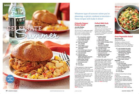 layout magazine food food recipe magazine layout www pixshark com images