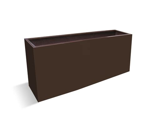 Fiberglass Planter Box by Large Square Planter Boxes Gallery Of Finest Cement