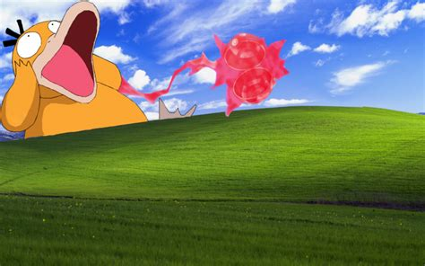 desktop themes anime windows xp psyduck windows xp pokemon wallpapers hd desktop and