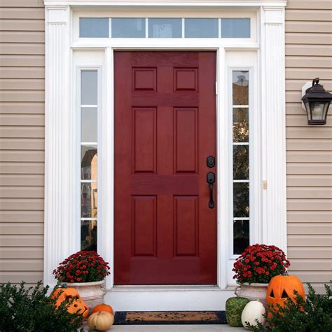 accent door colors sherwin williams paint color sun dried tomato accent door posts exterior house selections