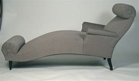 chaise comfortable sculptural and comfortable 19th century french chaise
