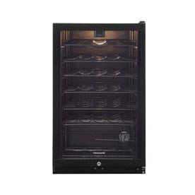 lowes flanders new jersey frigidaire 35 bottle black freestanding wine chiller 250