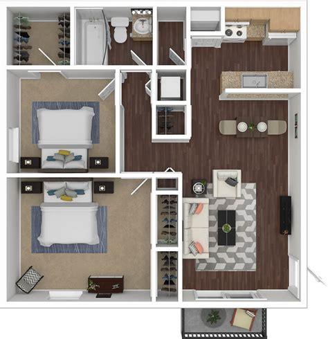 floorplans silvertree communities   bedroom apartment townhome