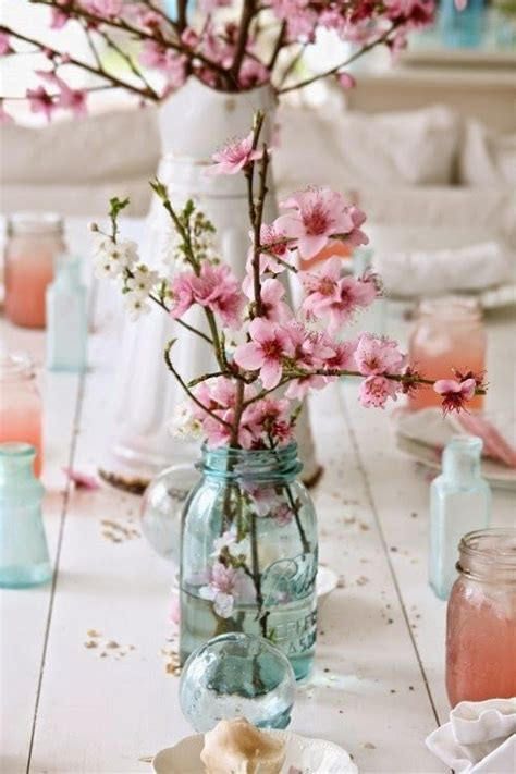 cherry blossom centerpiece ideas 25 best ideas about cherry blossom wedding on