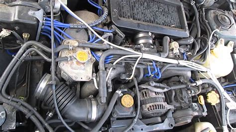 subaru engine turbo subaru legacy gt 2 0 turbo 1998 bg5 complete engine
