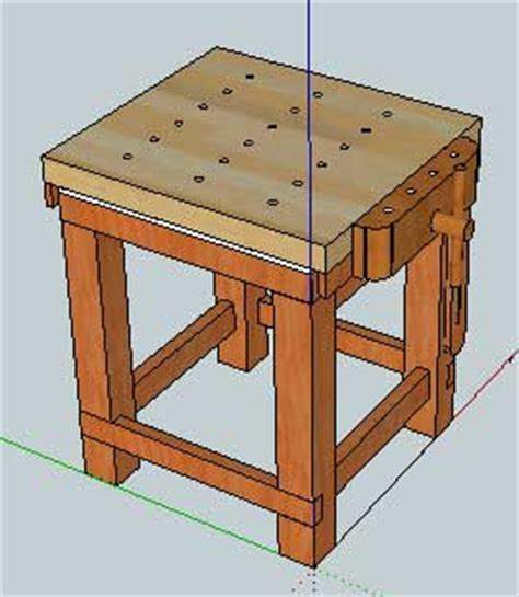 wood carving bench plans sleepydog s wood shop design of the week carvers bench