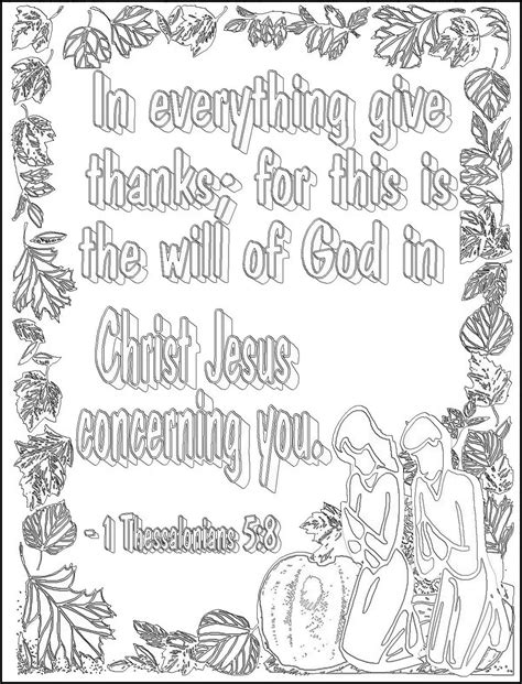 christian harvest coloring pages harvest blessing in my treasure box thanksgiving party