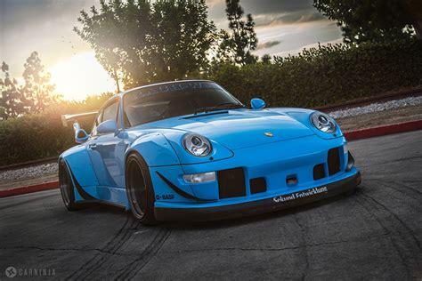 Rwb 993 For Sale by Rauh Welt Porsche For Sale On Ebay