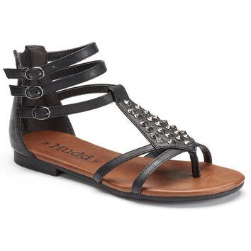 mudd sandals mudd s gladiator sandals from kohl s