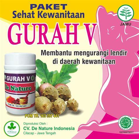 Obat Herbal Gurah De Nature nama obat antibiotik untuk keputihan gatal paling uh