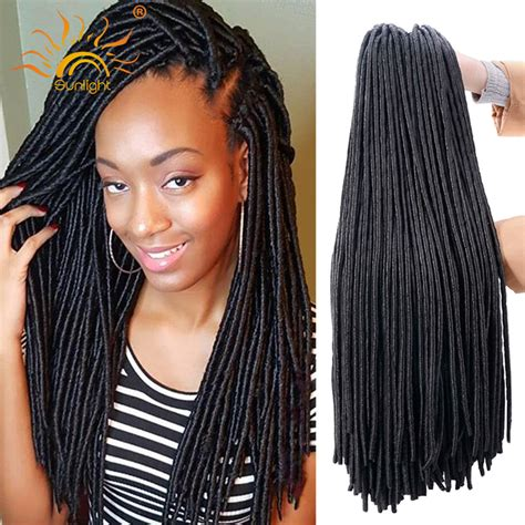 faux locks dreads prices dreadlocks extensions crochet twist hair 20 quot 100g faux