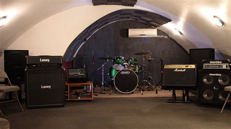 Arch Studio by Arch Studios West London Rehearsal Rooms
