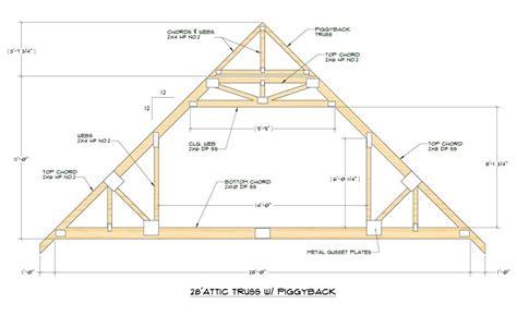 roof truss design software design ideas