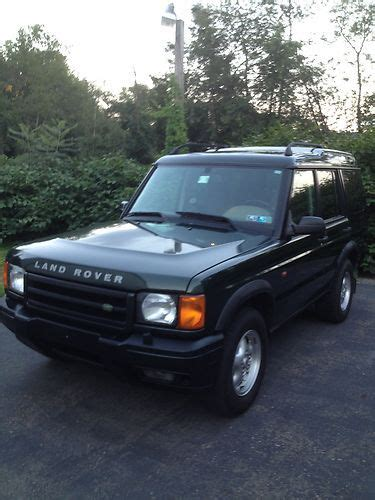 how make cars 2000 land rover discovery series ii security system buy used 2000 land rover discovery series ii sd sport utility 4 door 4 0l in carbondale