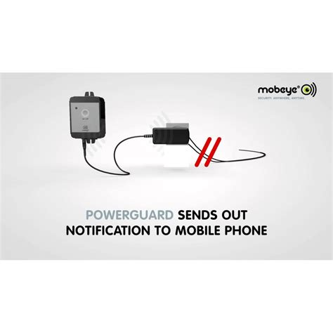 Alarm Power Guard gsm power failure alarm power cut sensor mobeye