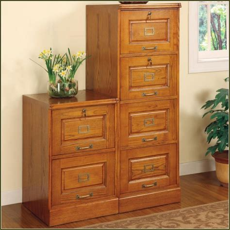 Decorative File Cabinets Decorative Filing Cabinets For Both Style And Function Homesfeed
