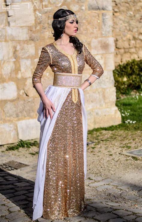 1000 idées sur le thème Robe De Soirée Orientale sur Pinterest Kaftane marocain, Caftan
