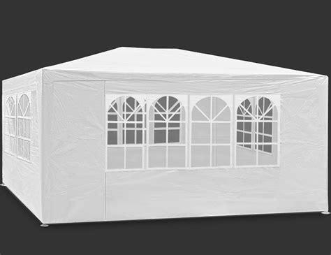 pavillon zelt 3x4m bierzelt 3x4m 4x3m partyzelt gartenzelt festzelt pavillon