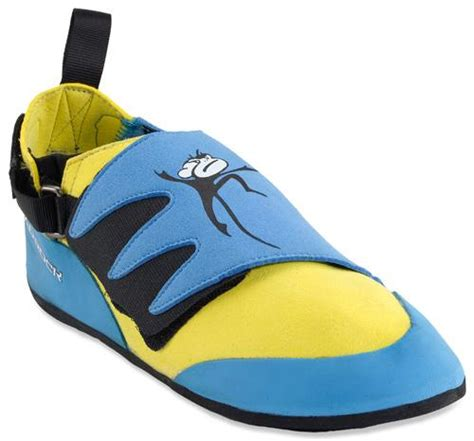 childrens rock climbing shoes mad rock monkey 2 0 climbing shoes kibuba