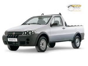 Fiat Strada Up Up Fiat Strada Ganha Novo Motor Motorclube